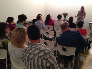 "Writespace Houston Writing Worshop: ""How to Find Your Characters' Voice"""
