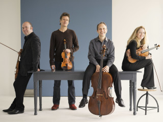 "Da Camera presents St. Lawrence String Quartet in ""The Birth of the String Quartet: Haydn Discovery"""