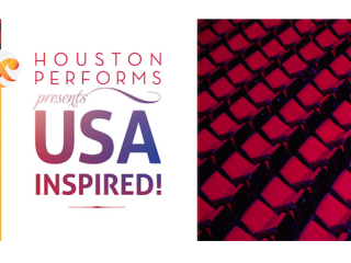"Houston Performs presents ""USA Inspired"""