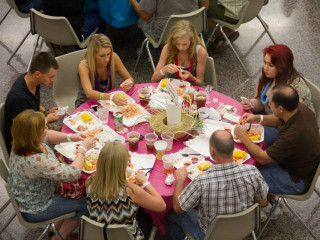 25th Annual Shrimp Boil benefiting The Rose