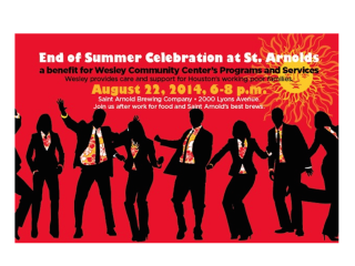"Wesley Community Center hosts ""Cheer For A Cause End of Summer Celebration"""