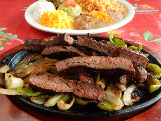 Sylvia's Enchilada Kitchen Cooking Class: Grilling Beef Fajitas