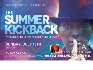 "The Akire Group hosts ""The Summer Kickback"""