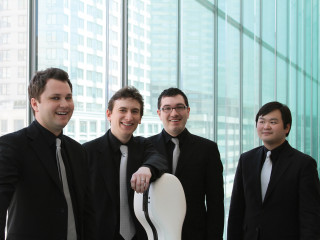 "Houston Early Music Emerging Artists Series: The Sebastians in ""Bach and Forth"""