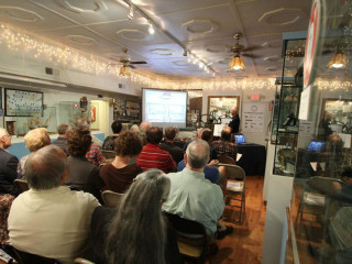 "Houston Maritime Museum History Lecture: ""Maritime Heritage Rediscovered: The Legacy of Sea Transport and Logistics from Prehistory to Modern Days"""