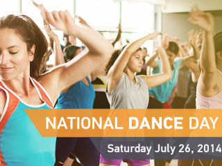 National Dance Day at Ballet Austin 2014