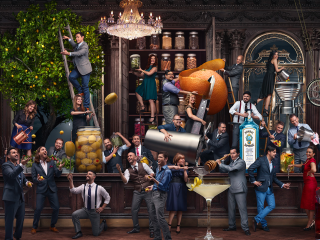 """Most Imaginative Bartender 2014"" hosted by United States Bartenders Guild"
