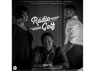 African American Repertory Theater presents Radio Golf