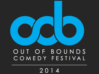 poster 2014 Out of Bounds Comedy Festival