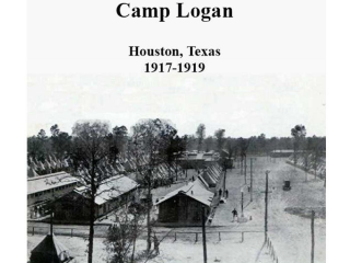 "Jerry & Marvy Finger Lecture: ""Camp Logan: Houston's World War I Emergency Training Center"" by Louis F. Aulbach and Linda C. Gorski"
