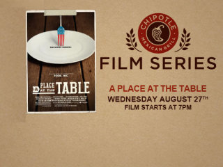 A Place at the Table screening presented by Urban Roots