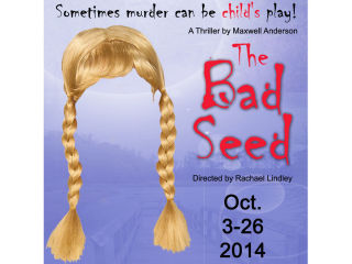 Richardson Theatre Centre presents The Bad Seed