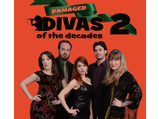 Music Box Theater presents Damaged Divas of the Decades 2