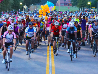 10th Annual Tour de Pink Bike Ride