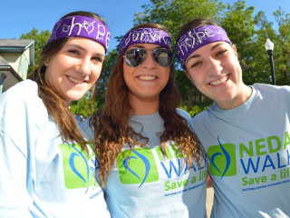 National Eating Disorders Association Walk