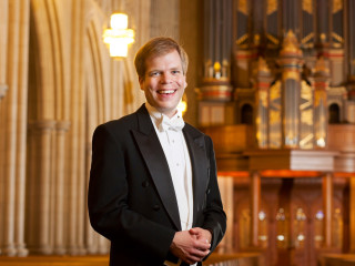 J.S. Bach Organ Marathon performed by Christopher Jacobson