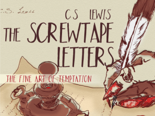 humans as dimwitted in the screwtape letters a novel by c s lewis Make life miserable for the humans who are expected to operate the systems  these human  cs lewis, the screwtape leiters xxi 107.