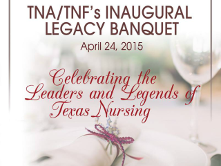 Texas Nurses Association_Legacy Banquet_April 2015