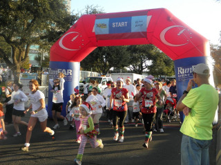 Arthritis Foundation's 2014 Jingle Bell Run/Walk