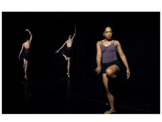 "Houston City Dance presents ""Off Center"""