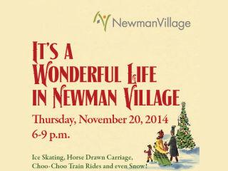 newman village presents it s a wonderful life event culturemap dallas