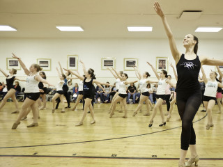 Dance workshop: Rockettes Experience – On The Road