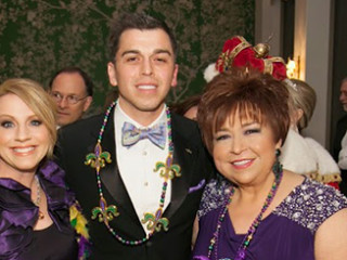 University of St. Thomas' 2015 Mardi Gras Gala
