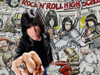 Marky Ramone_Rock N' Roll High School_The Long Center_ Alamo Drafthouse_The Ramones_January 2015