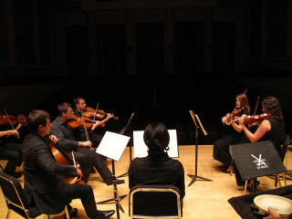 "Cypress Symphony presents ""A String Potpourri - Jerry Hou conducts Mahler and Mendelssohn"""