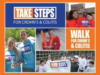 Take Steps for Crohn's & Colitis