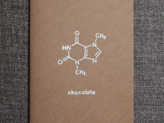 Chocolate chemical compound_Handmades by Rovena