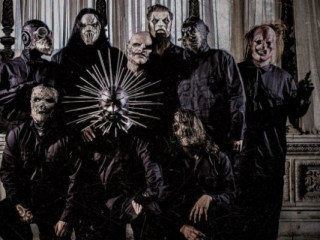 Slipknot in concert with Lamb of God, Bullet for My Valentine and Motionless in White