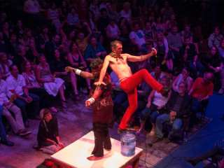 CounterCurrent Festival 2015 Closing Celebration and Brunch: Ten Tiny Dances