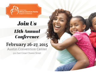 Central Texas African American Family Support Conference 2015