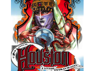 Second Annual Houston Tattoo Extravaganza