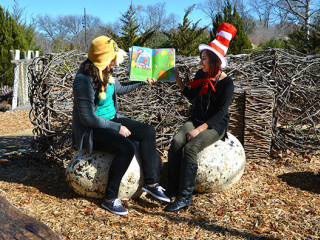 Dallas Arboretum presents Dr. Seuss' Birthday