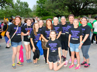2015 Houston Rock 'N' Stroll for Epilepsy benefiting Epilepsy Foundation Texas