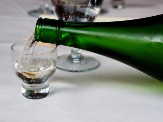 """The Joy of Sake"" Tasting Dinner at KUU Restaurant"