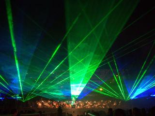 Concerts In The Garden Star Wars Beyond A Laser Light Spectacular Event Culturemap Dallas