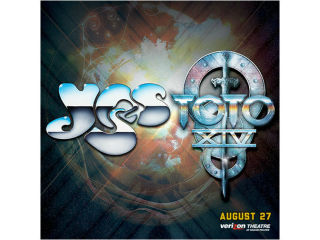Yes and Toto in concert