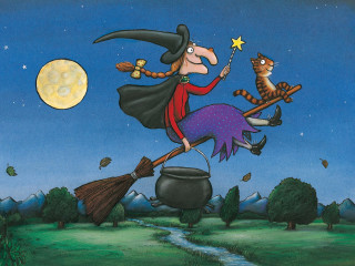 Eisemann Center Presents Room on the Broom