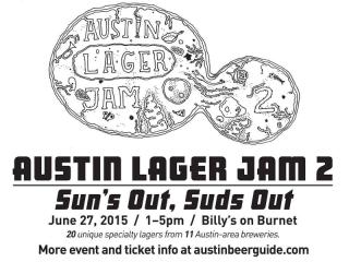 Austin Beer Guide_Austin Lager Jam_2015