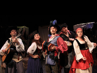 Eisemann Center Presents The Greatest Pirate Story Never Told