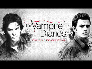 Creation Entertainment Presents The Official Vampire Diaries Convention - Dallas