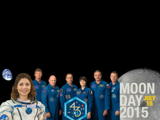 Frontiers of Flight Museum Hosts Moon Day 2015