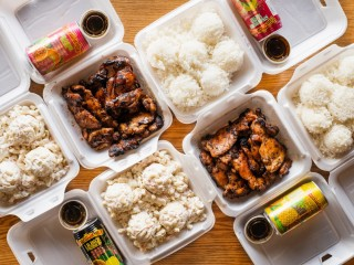 The Blue Plate Special Cafe Harvest Market and Awards Lunch