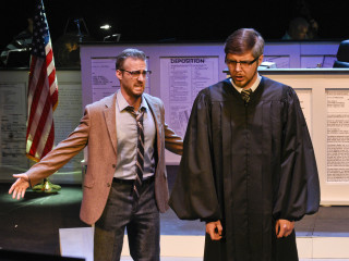 Fort Worth Opera Festival presents Voir Dire