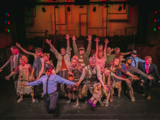 The Playhouse San Antonio presents Urinetown, The Musical