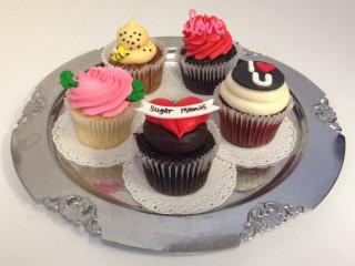 Sugar Mama's Bakeshop cupcakes