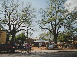 The Friendly Spot San Antonio restaurant exterior
